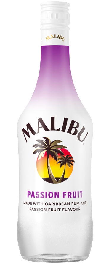Malibu Passionfruit 700ml - Wine Central