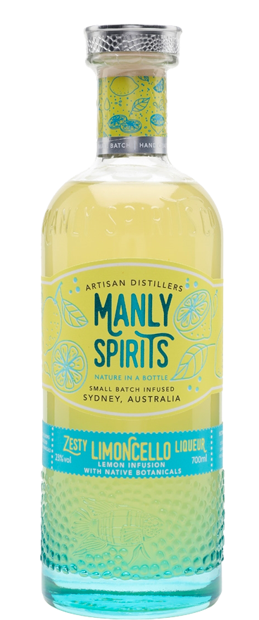 Manly Spirits Co. Limoncello 700ml