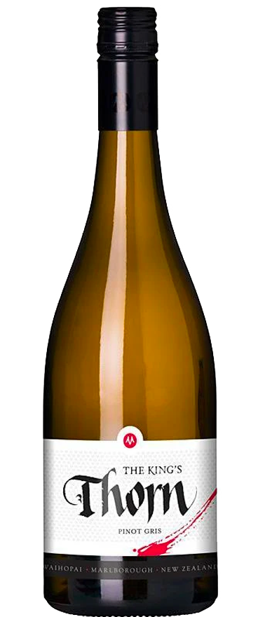 Marisco Kings Series Thorn Pinot Gris 2017 - Wine Central