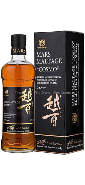 Mars 'Cosmo' Maltage Blended Whisky 750mL