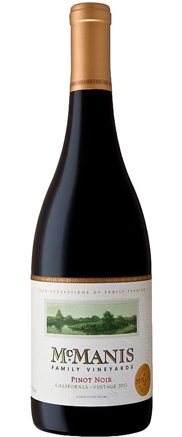 McManis Pinot Noir 2018 - Wine Central