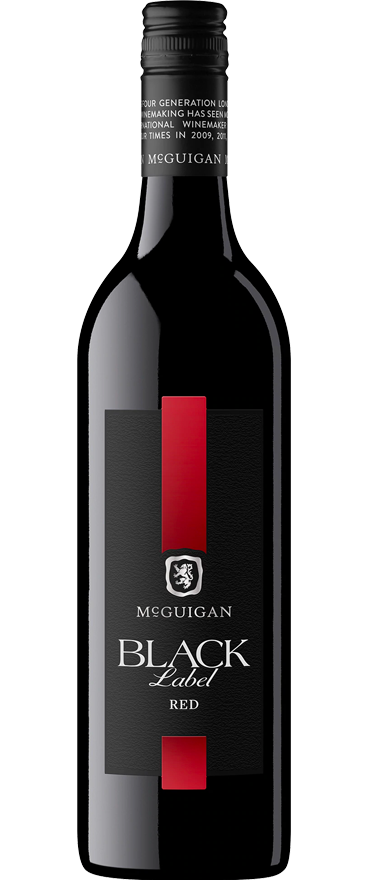 McGuigan Black Label Red 2019 - Wine Central