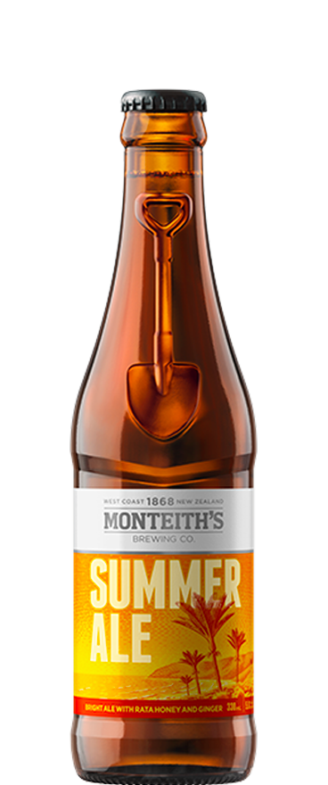 Monteith's Summer Ale (12x 330ml Bottles) - Wine Central