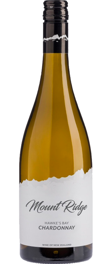 Mount Ridge Hawke's Bay Chardonnay 2018