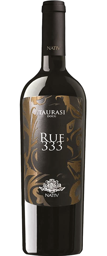 Nativ Rue 333 Taurasi DOCG 100 Years Old Vines 2014 - Wine Central