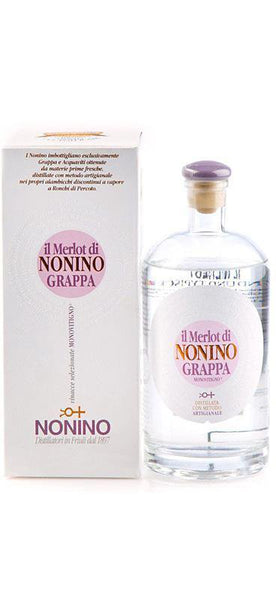 Nonino II Merlot Grappa 700ml