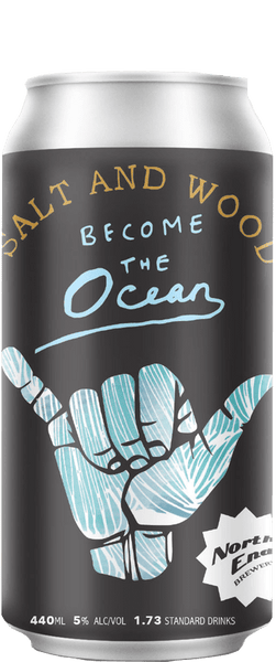 North End Become the Ocean Gose 440ml Can