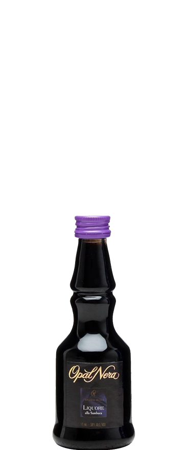 Opal Nera Black Sambuca 50ml Miniature