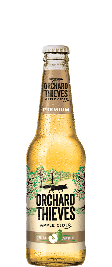 Orchard Thieves Apple Cider (12x 330ml Bottles)