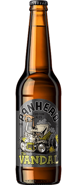 Panhead The Vandal NZ IPA 500ml Bottle