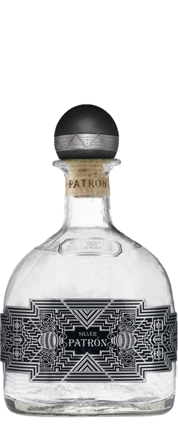 "Patron Silver Tequila Limited Edition ""Bee"" Gift Bottle 1L"
