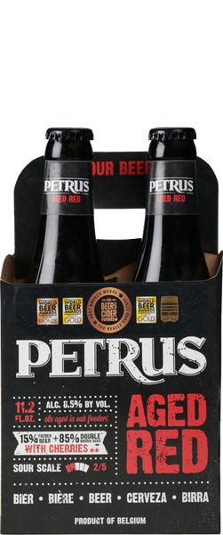 24 Bottles of Petrus Aged Red (24x 330ml Bottles)