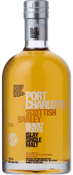 BRUICHLADDICH Port Charlotte Barley Whisky 700ml