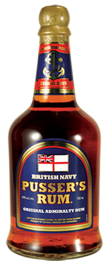 Pussers Navy Rum 700ml