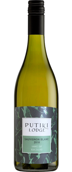 12 Bottles of Putiki Lodge Sauvignon Blanc 2018