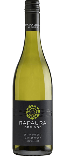 Rapaura Springs Marlborough Pinot Gris 2017