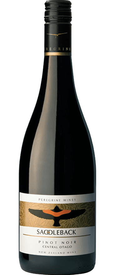 Saddleback Pinot Noir 2018 - Wine Central