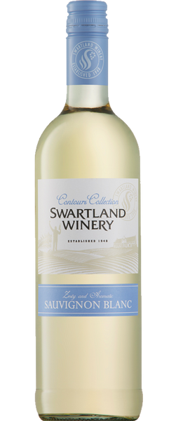 Swartland Winery Contours Collections Sauvignon Blanc 2015