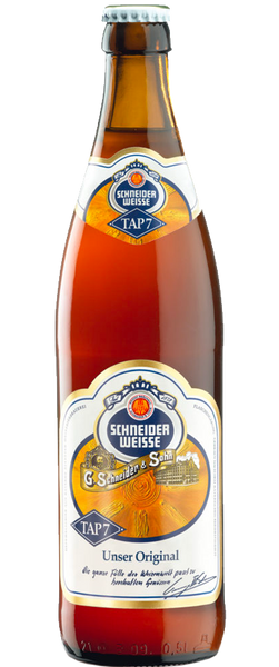Schneider Weisse Original 500ml Bottle
