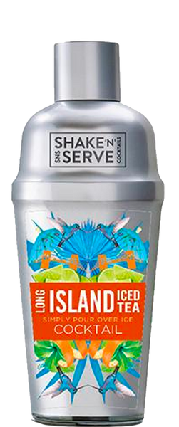 Shake N Serve Long Island Iced Tea Cocktail 700ml