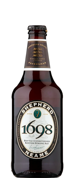 Shepherd Neame 1698 Kentish Ale 500ml Bottle