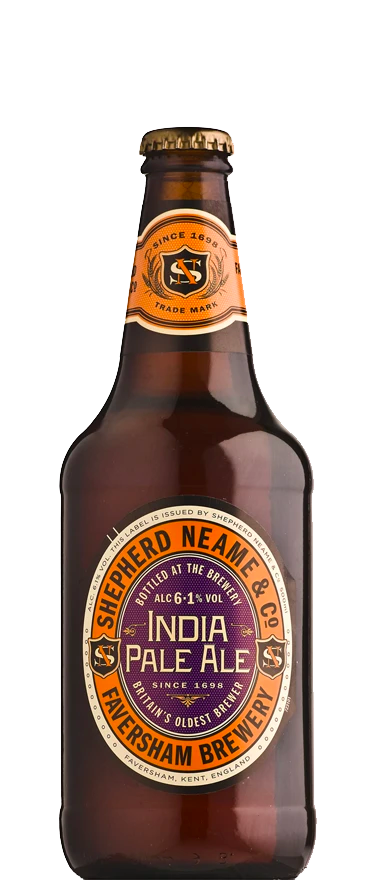 Shepherd Neame IPA 500ml Bottle