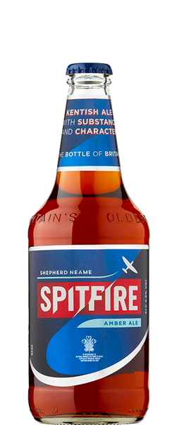 Spitfire Amber Kentish Ale 500ml Bottle