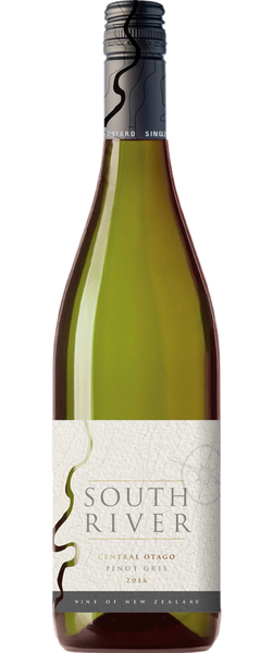 South River Central Otago Pinot Gris 2016