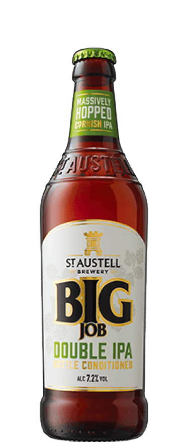 St Austell Big Job IPA 500ml Bottle