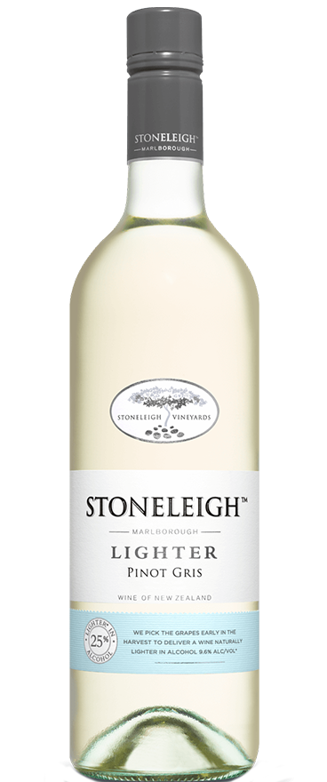 Stoneleigh Lighter Pinot Gris 2019 - Wine Central
