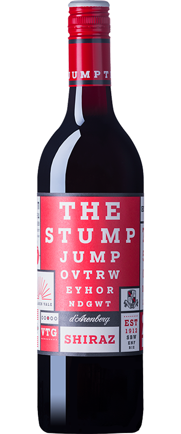 d'Arenberg Stump Jump Shiraz 2017