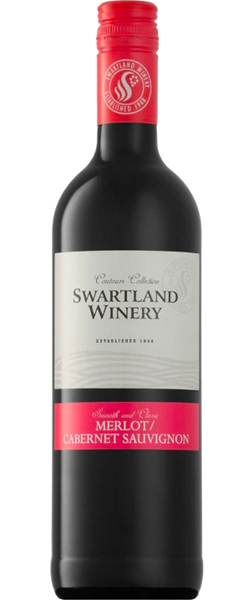 Swartland Winery Contours Collection Cabernet Merlot 2014