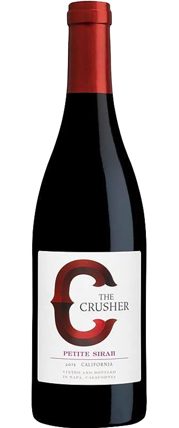 The Crusher Petite Sirah 2017 - Wine Central