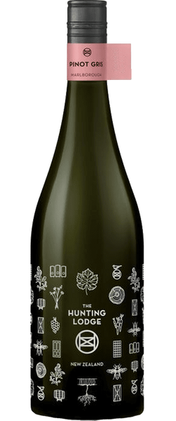 The Hunting Lodge Pinot Gris 2018