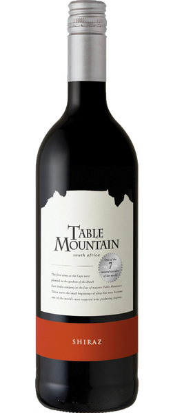 Table Mountain Shiraz 2016