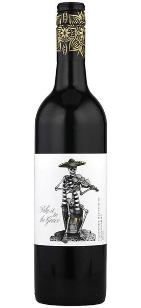 Take it to the Grave Cabernet Sauvignon 2017