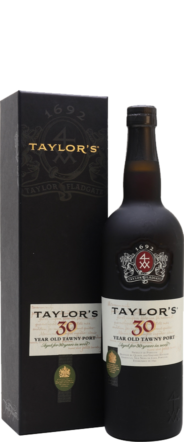 Taylors 30 Year Old Tawny Port in Gift Box - Wine Central