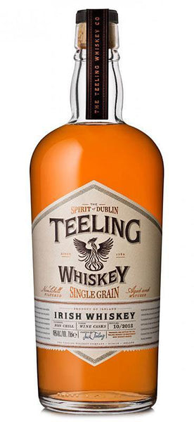 Teeling Single Grain Irish Whiskey , Spirit - Teeling, Wine Central
