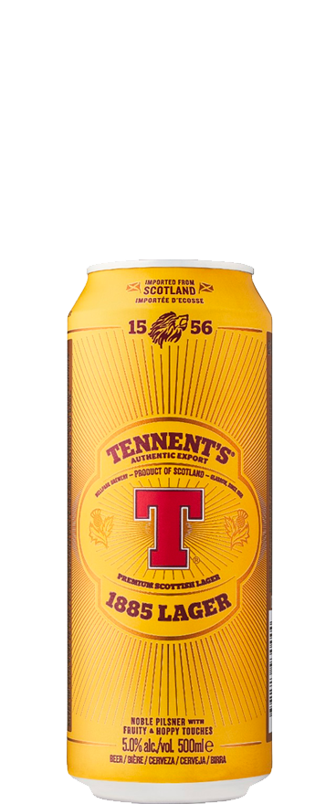 Tennents Original Export Lager (24x 500ml Cans)