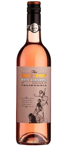 The Big Top White Zinfandel Rosé 2014