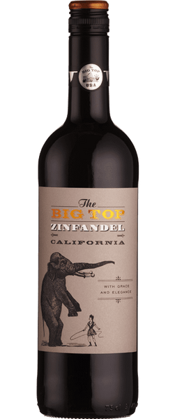 The Big Top Zinfandel 2016