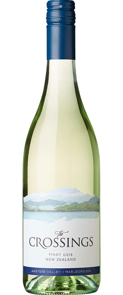 The Crossings Awatere Valley Pinot Gris 2014