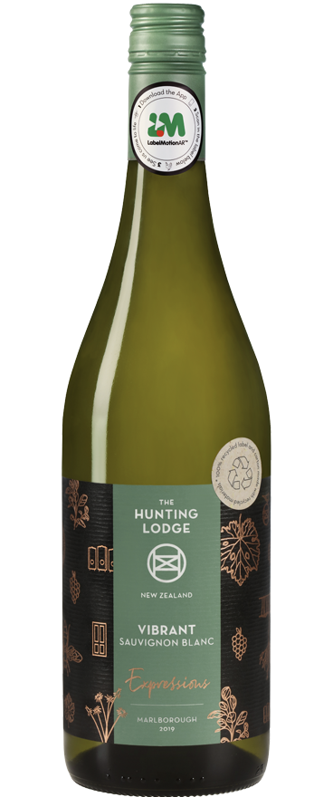 The Hunting Lodge Expressions Sauvignon Blanc 2019