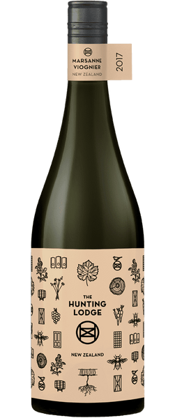 The Hunting Lodge Marsanne Viognier 2017