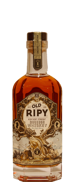 The Whiskey Barons Old Ripy Bourbon Wiskey 375ml