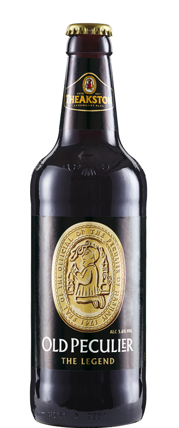 Theakston Old Peculier Beer 500ml Bottle