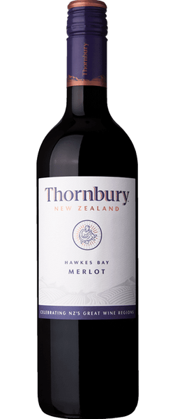 Thornbury Hawke's Bay Merlot 2017