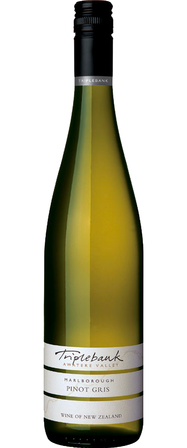 Triple Bank Pinot Gris 2020 - Wine Central