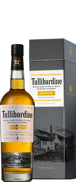 Tullabardine Sovereign Highland Single Malt Whisky 700ml