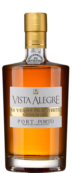 Vallegre Vista Alegre 10 Years Old White Medium Dry Port